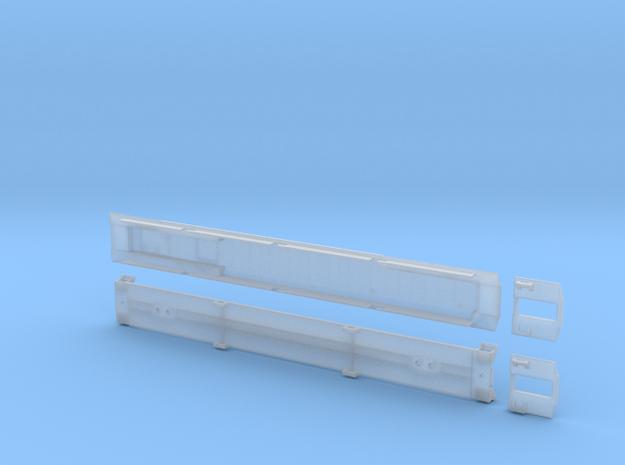 10-2 Pullman (Plan 3584) - Core - Steam A/C in Smooth Fine Detail Plastic