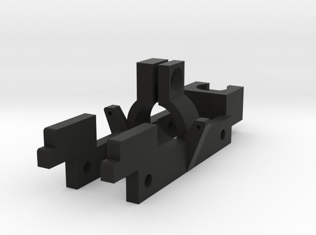 NCS-SS-NS-NTM Maffei lok 1:87 H0 Frame in Black Natural Versatile Plastic