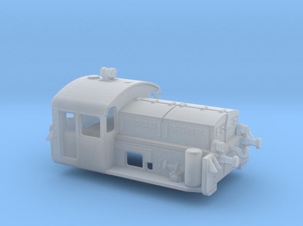 1:120 Lok Köf 2 BR 382 001 - 6 Akku DB in Smooth Fine Detail Plastic