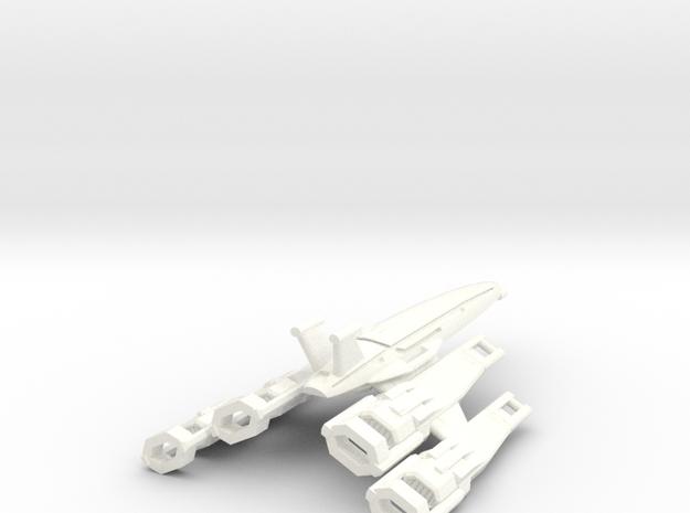 Nomad-D SR-II ( prototype ) 3d printed