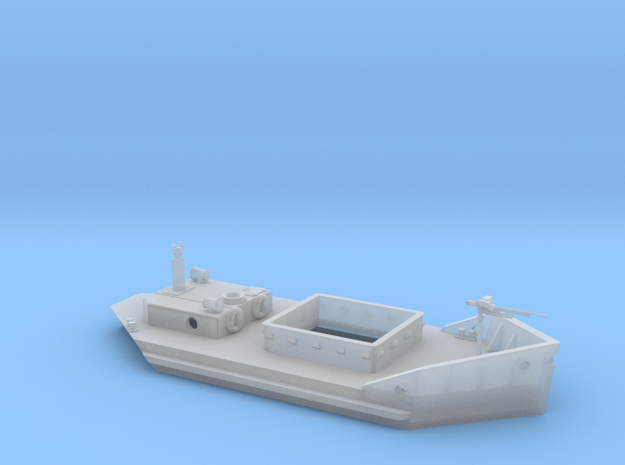 1/72nd scale Ladoga Tender, short (wline) in Smooth Fine Detail Plastic