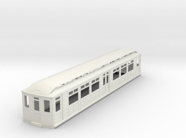 o-32-district-c-stock-trailer-coach in White Natural Versatile Plastic