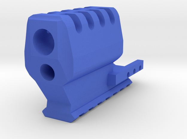 J.W. Frame Mounted Compensator for CZE and XBG