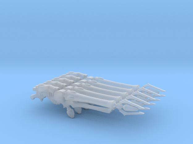 Haywires x5  for Space Elf - Dark Eldar  in Smooth Fine Detail Plastic