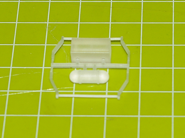 OHE TA0326 etc Unterbodenteile in Smooth Fine Detail Plastic