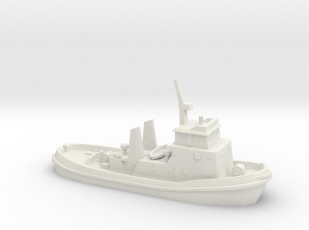 Buffle 1:400 in White Natural Versatile Plastic