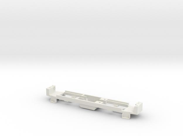 HSB TW 44 Fahrwerk in White Strong & Flexible