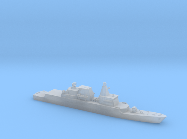 MALAYSIAN CORVETTE KASTURI AS MODERNISED