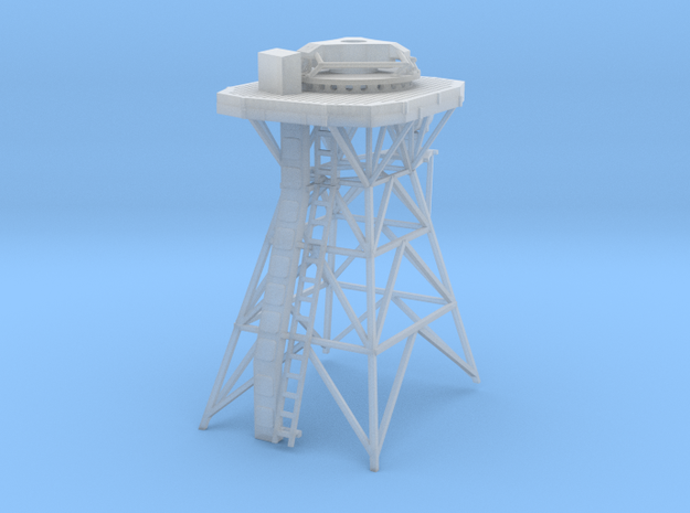 1/72 Halifax Front Mast Flex Mod in Smooth Fine Detail Plastic