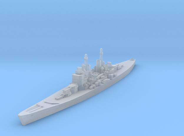 HMS Vanguard 1/2400 in Smooth Fine Detail Plastic
