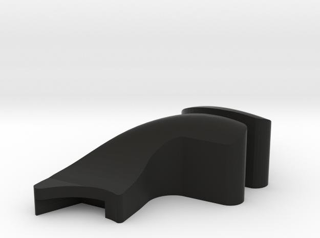 Porsche Recaro back Release knobs in Black Natural Versatile Plastic
