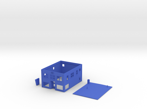 N-Scale Hobby Smith Exterior 3d printed