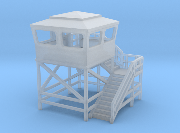 Observer / guard tower in Smooth Fine Detail Plastic