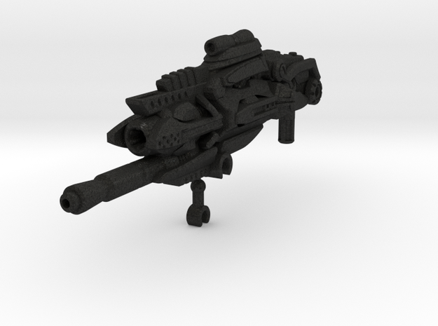 Corro-cannon (leader sized) 3d printed