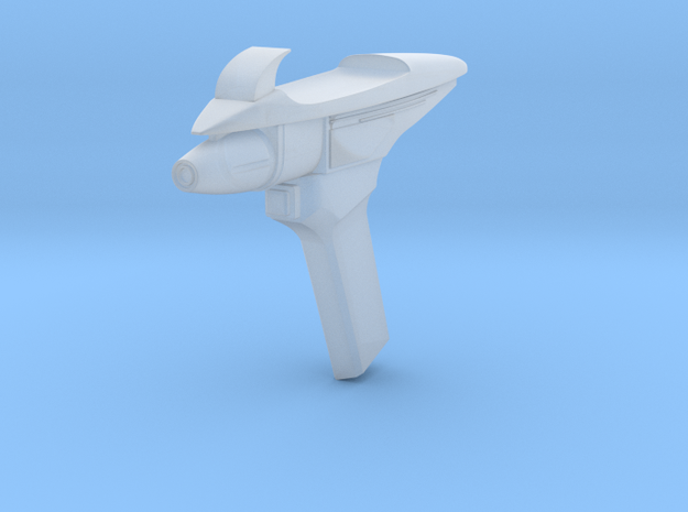 Star Trek III Phaser Search For Spock Pt 2 of 2 in Smooth Fine Detail Plastic