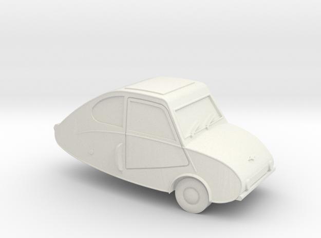 Fulda Automobil scale 50 in White Natural Versatile Plastic