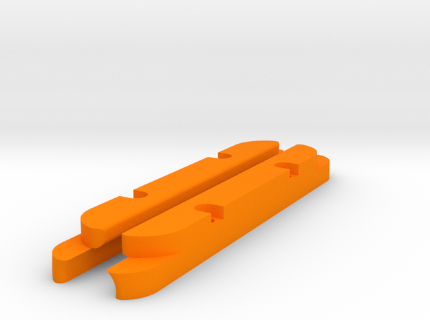 Schock 35, Sparcraft F305, 86mm slot in Orange Processed Versatile Plastic