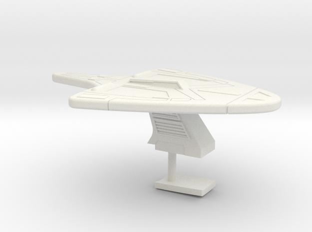 1/2500 USS Maximilian Details (Voyager Concept #3) in White Natural Versatile Plastic