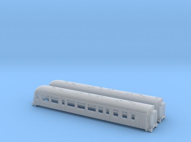 class 101 2-car set - 1-220 - Z Gauge