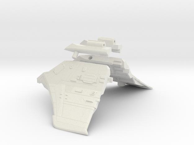 Tetrajet Wings - Free Downloadable in White Natural Versatile Plastic