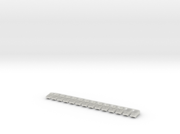 1/700 CM-32 IFV (20mm) Company in Smooth Fine Detail Plastic