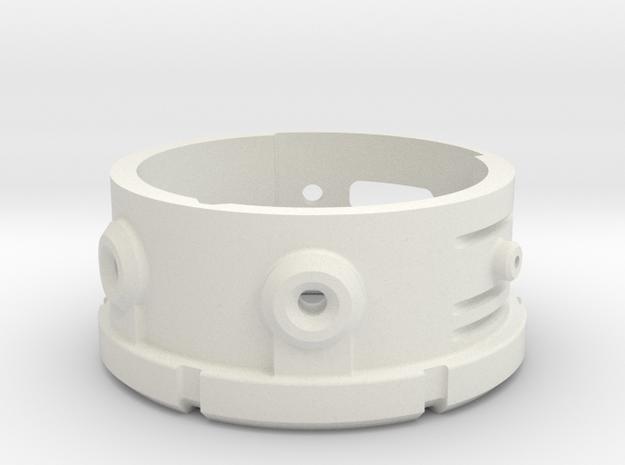 Graflex GMM Chassis - Part23 - Power Stabilizer in White Natural Versatile Plastic