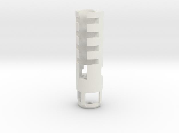 Soundboard core for 18500 in White Natural Versatile Plastic
