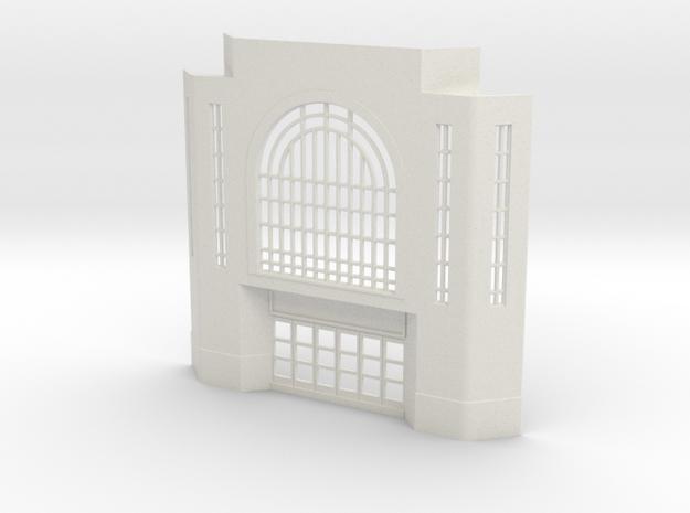 z-100-cinema-rendered-low-relief in White Natural Versatile Plastic