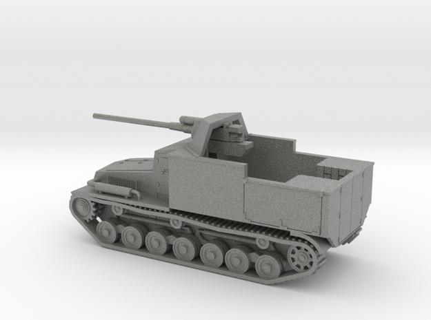 1/144 IJA Type 5 Na-To 75mm SP Anti-Tank Gun in Gray PA12