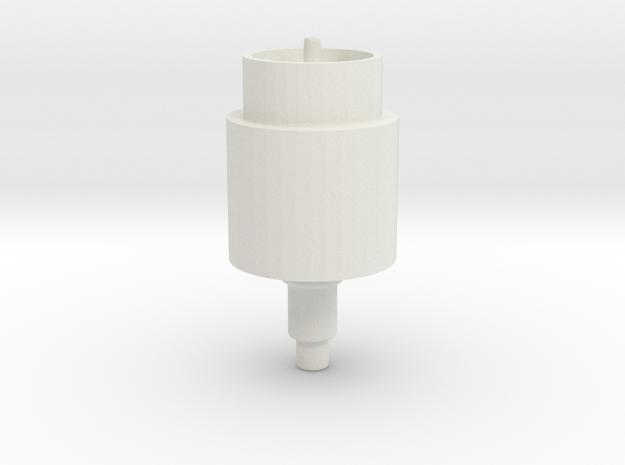 噴頭 in White Natural Versatile Plastic