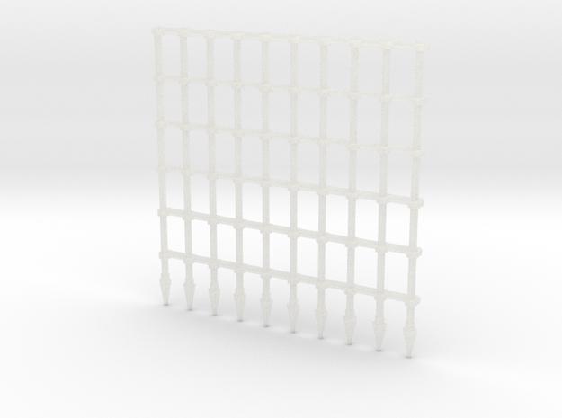 Gates Frame 3d printed
