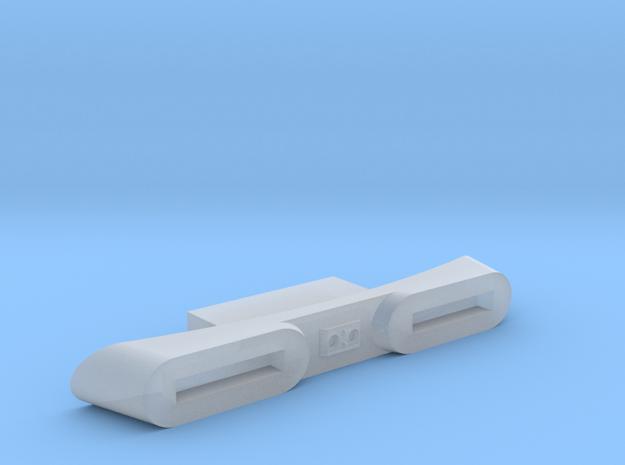 1/1000 Impulse Engine 2 in Smooth Fine Detail Plastic
