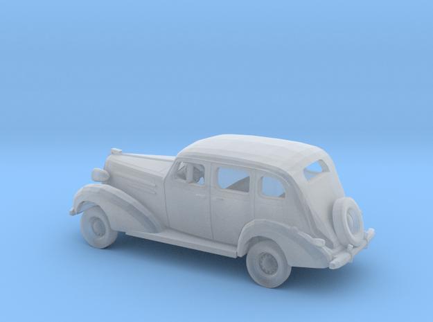 1/160 1936 Chevrolet Standard Sedan Kit in Smooth Fine Detail Plastic