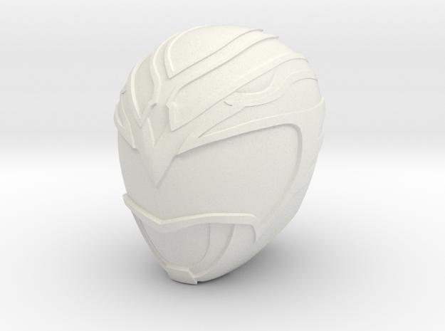 Hyper Pink Helmet LC in White Natural Versatile Plastic