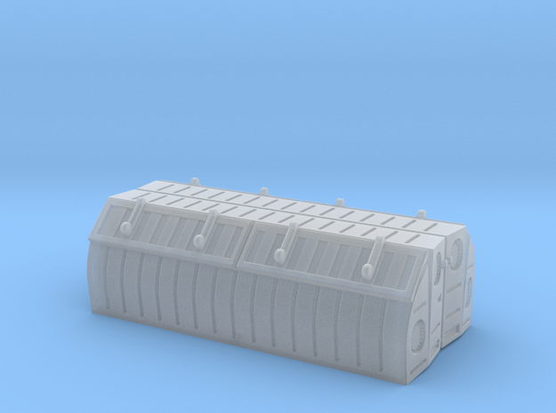 1:120 Ponton Fluss PMP DDR NVA RUSSIA in Smooth Fine Detail Plastic
