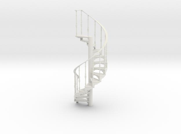 s-12-spiral-stairs-market-lh-1b in White Natural Versatile Plastic