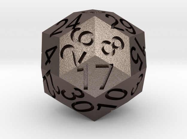 D30 Solid 3d printed