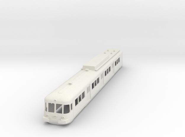 SEPSA Etr100 in scala H0 in White Natural Versatile Plastic