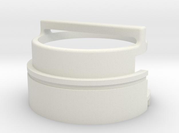 Custom request - Hero speaker replacement in White Natural Versatile Plastic