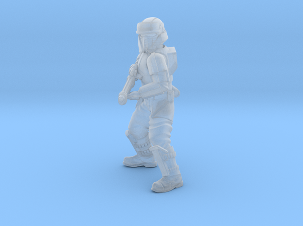 beachtrooper_v2_001 in Smooth Fine Detail Plastic