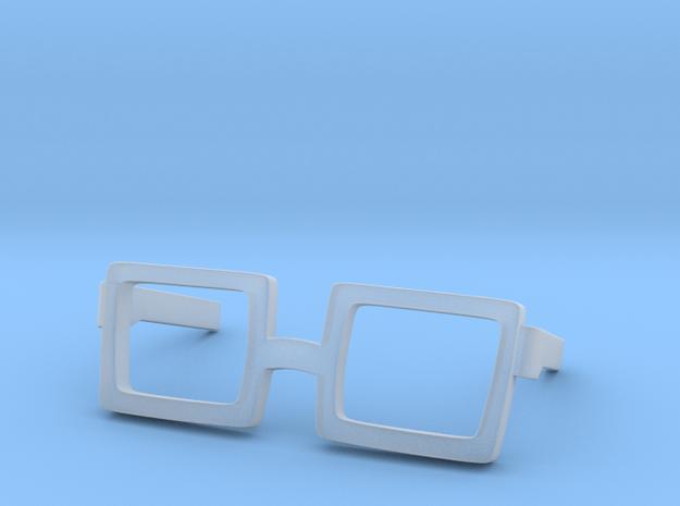 Glasses for Velma V3 in Smooth Fine Detail Plastic