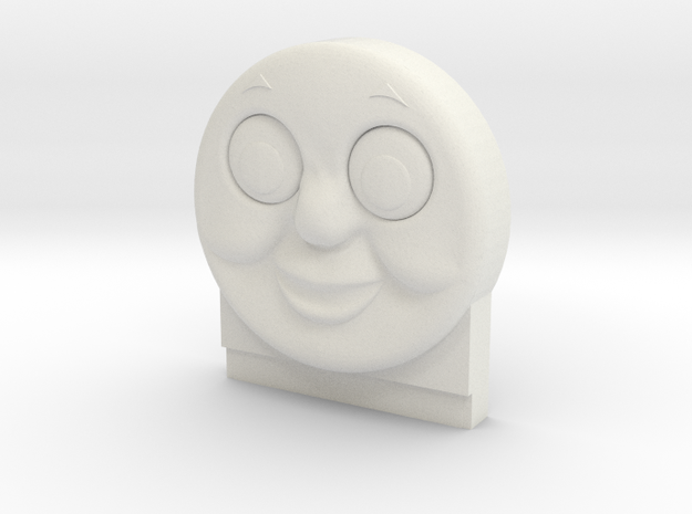 Thomas the Tank face, for Siege/Earthrise Astrotra