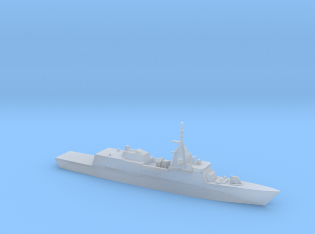 POHJANMAA 2020 2400 SCALE in Smooth Fine Detail Plastic