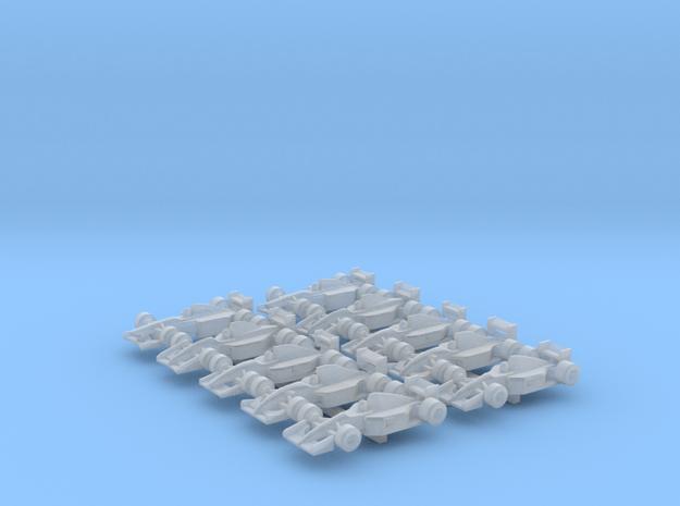 Formua D 1992 in Smoothest Fine Detail Plastic