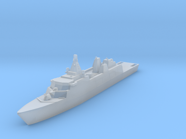 ROYAL NAVY TYPE 31 FRIGATE 1800 SCALE in Smooth Fine Detail Plastic