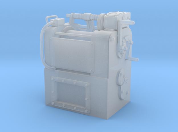 Bt-Winch in Smooth Fine Detail Plastic: 1:100