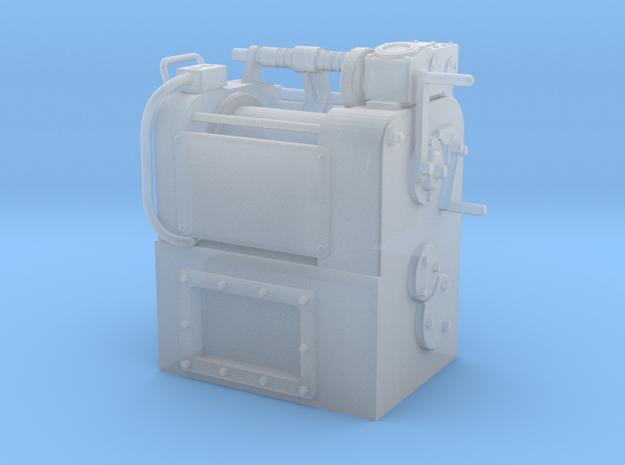 Bt-Winch in Smooth Fine Detail Plastic: 1:72