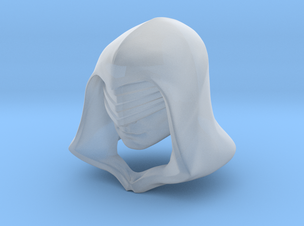 Assassin Zartan in Smooth Fine Detail Plastic