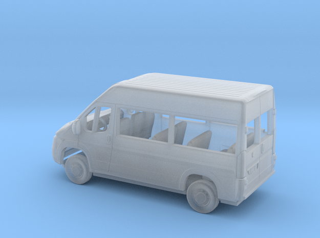 1/160 2013-Present Dodge Ram ProMaster 1500/2500 in Smooth Fine Detail Plastic