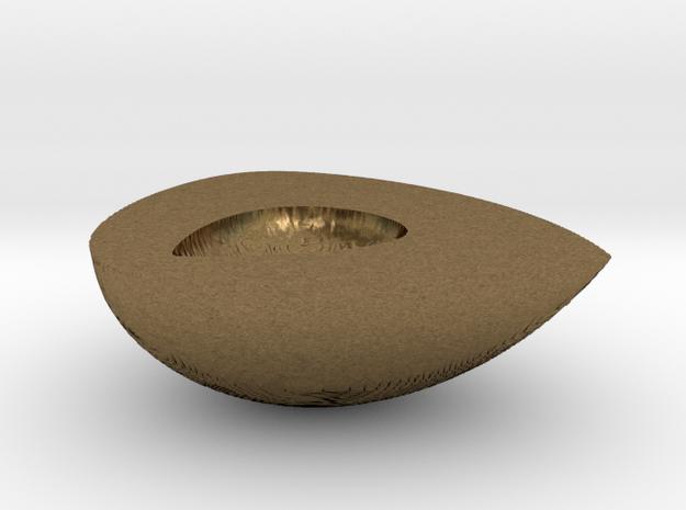 Nutshell-7-8 in Natural Bronze